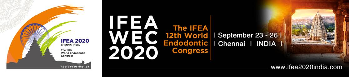IFEA 12th World Endodontic Congress 2020